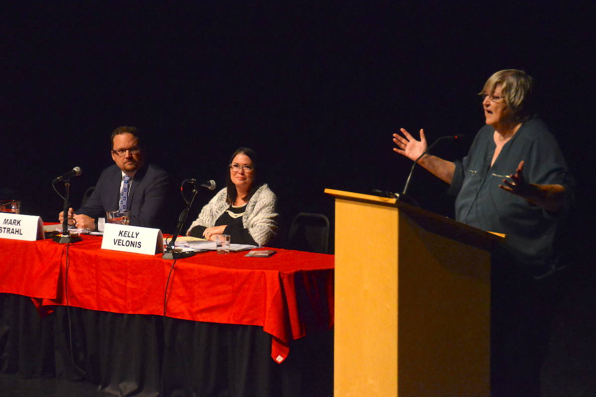 Chilliwack-Hope federal election candidates face off