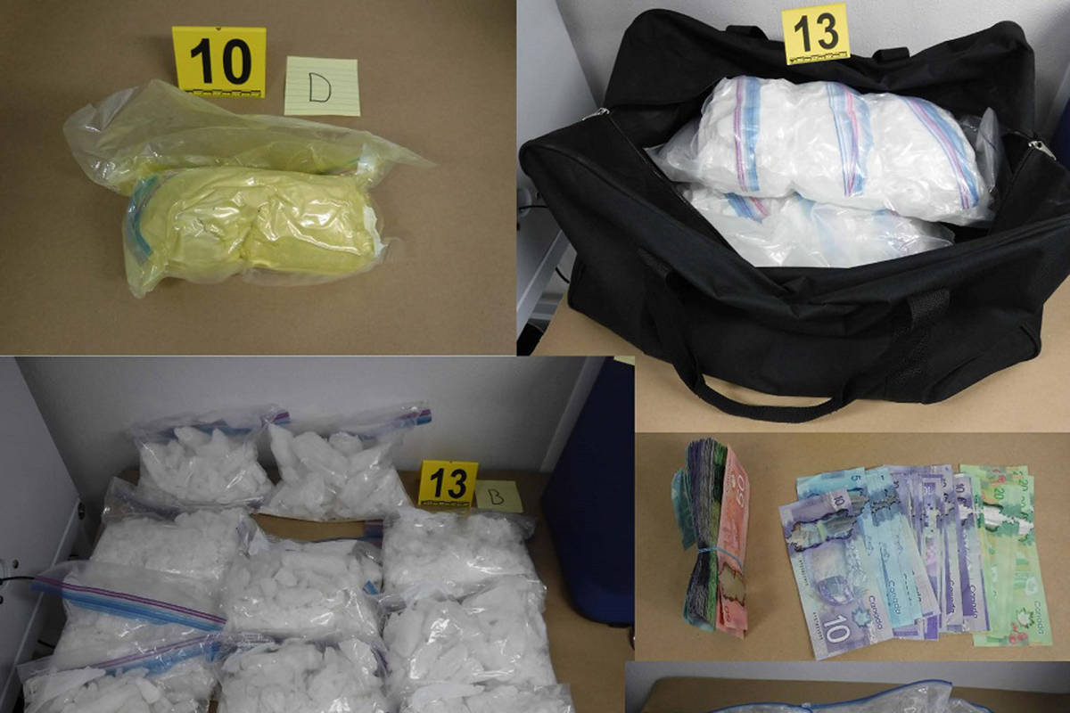 'Significant' quantity of drugs destined for Chilliwack seized in Vancouver