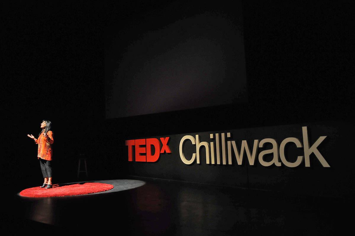 Kim Gemmell was a speaker at TEDxChilliwack 2017. (Jenna Hauck/ The Progress file)