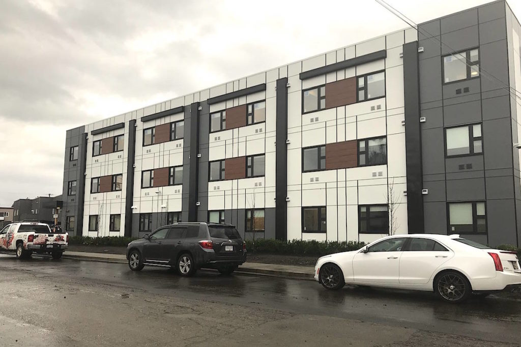 VIDEO: New supportive housing in Chilliwack almost ready to welcome residents - Chilliwack Progress