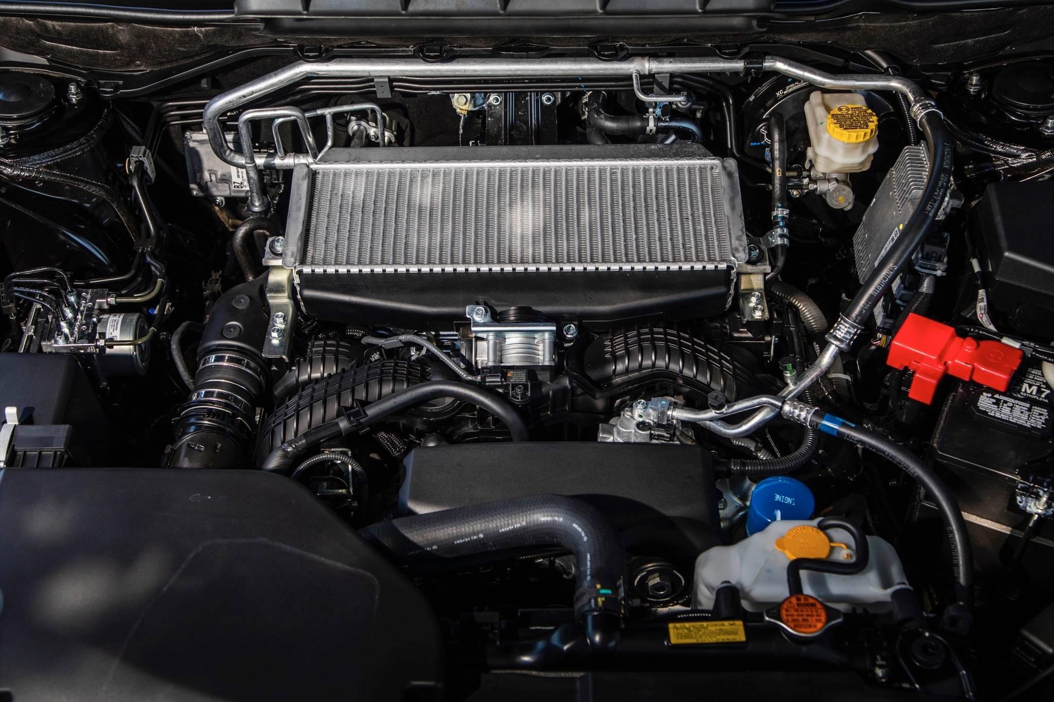 2019 Subaru Ascent strikes the right cord