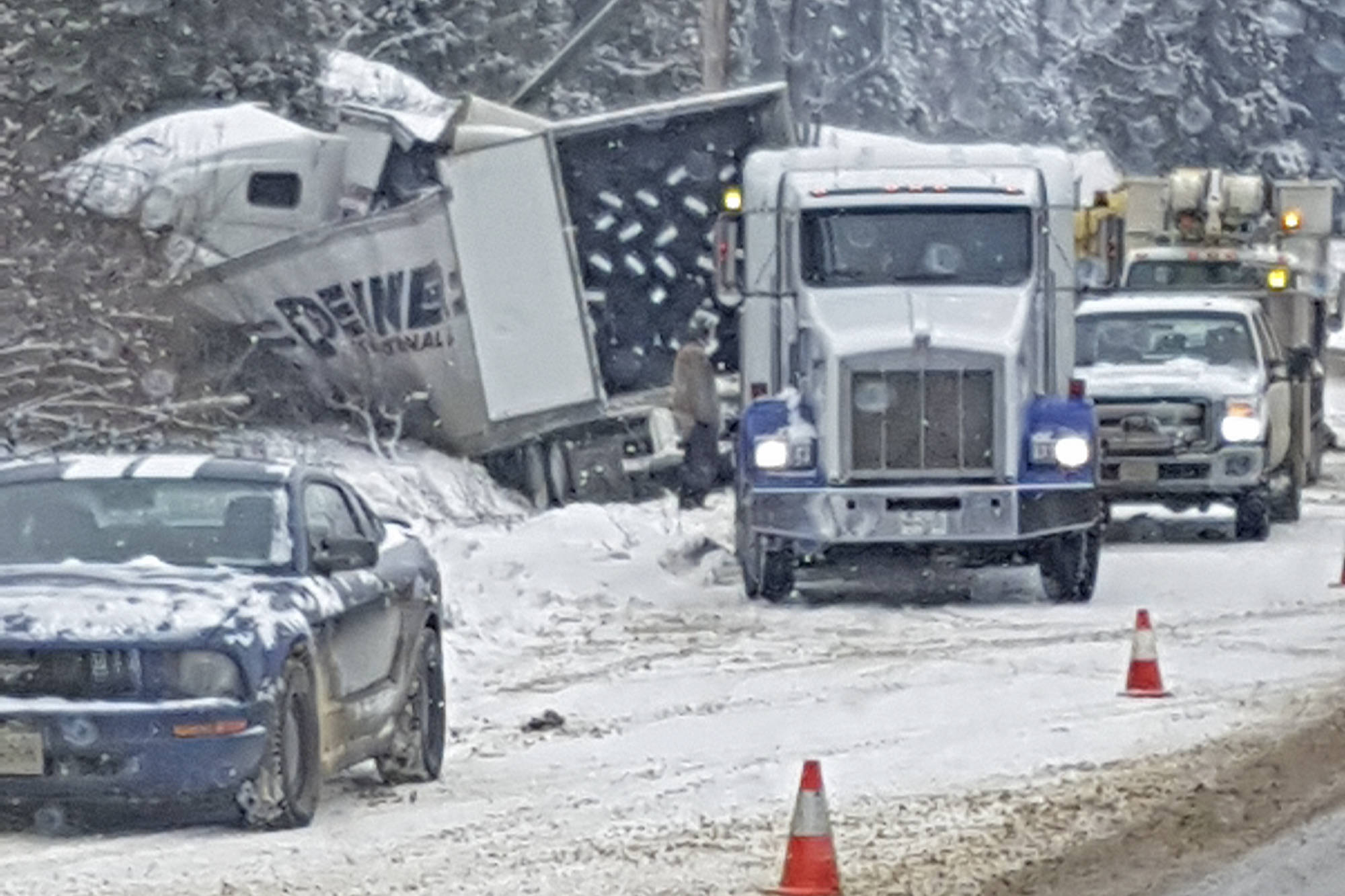 'Totally criminal': The way trucks operate in Chilliwack and all of B.C.