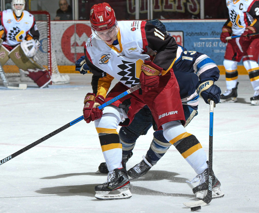 Will one-sided win over Langley be the spark the Chilliwack Chiefs need? - Chilliwack Progress