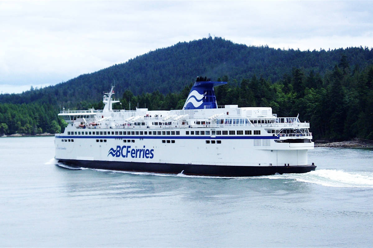 Canadian Ferry Operators Call For Inclusion In Covid 19 Travel Restrictions Chilliwack Progress