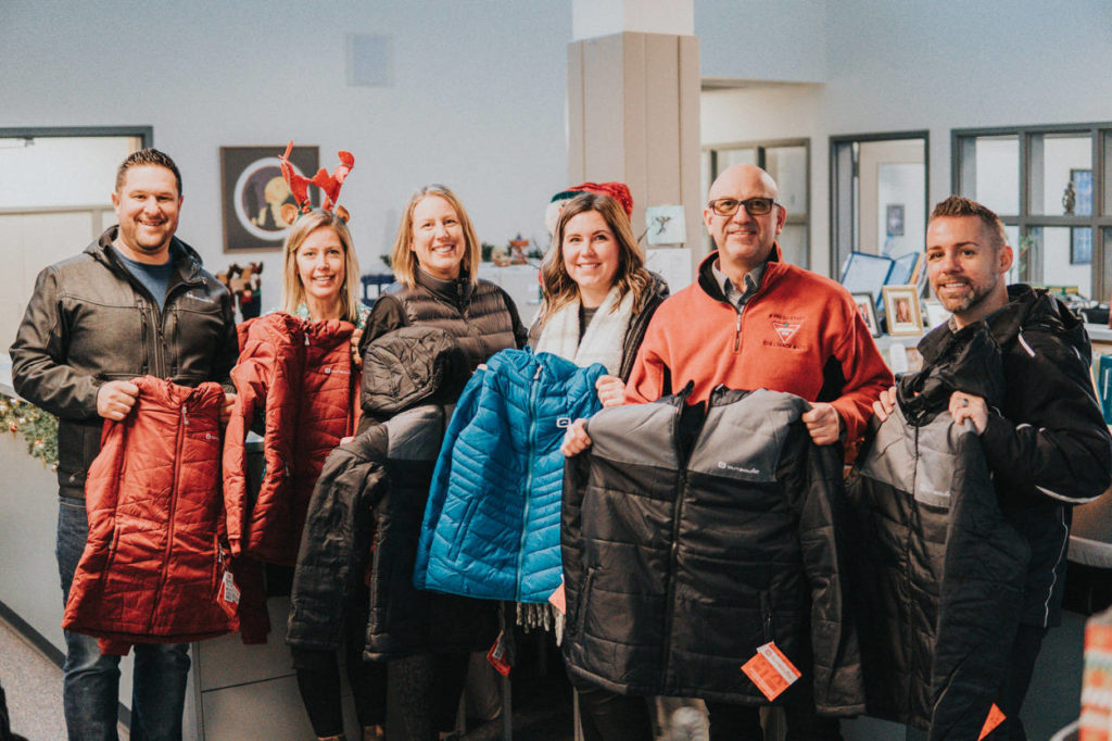 Volunteers and donors behind Chilliwack's boots and backpacks programs awarded - Chilliwack Progress