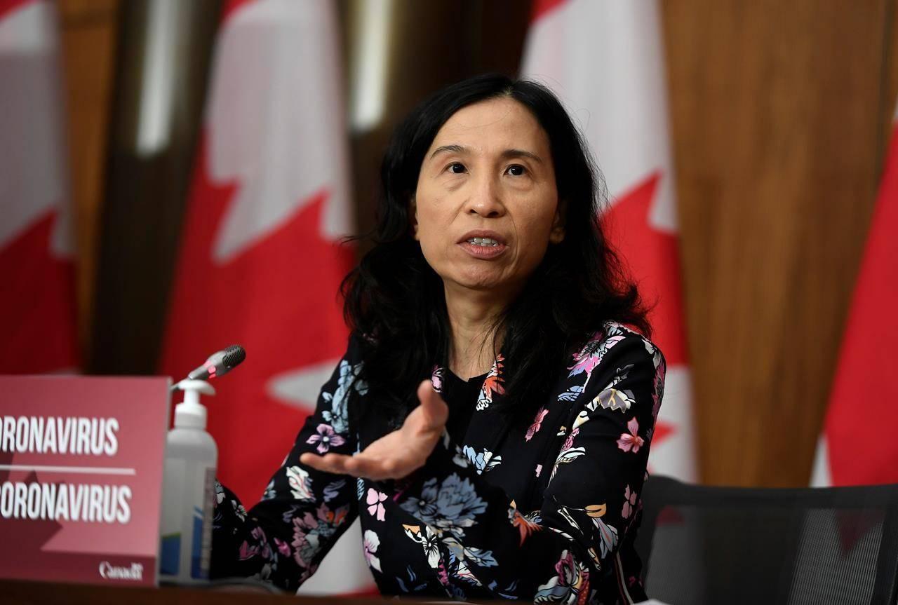 Stronger' measures needed across Canada to suppress COVID-19 resurgence:  Tam – Chilliwack Progress