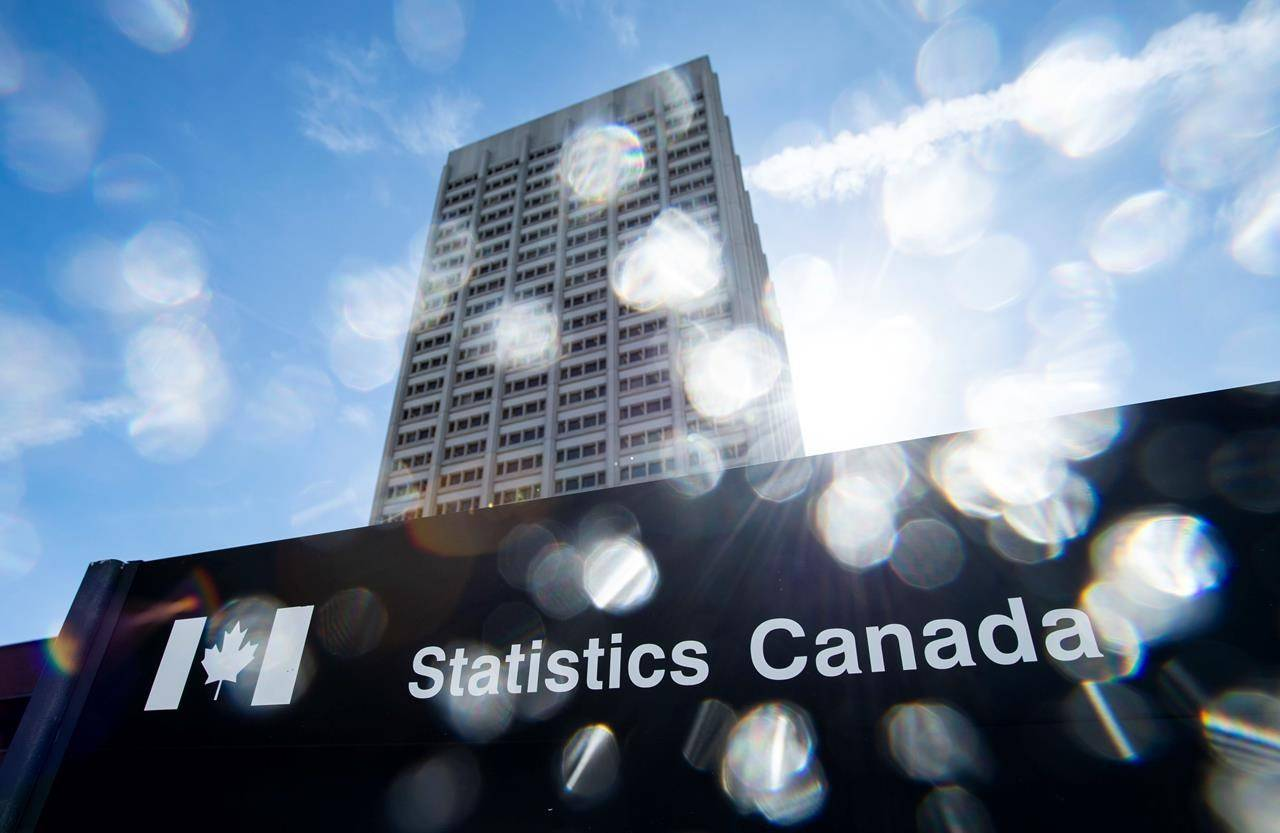 Statistics Canada's offices at Tunny's Pasture in Ottawa are shown on Friday, March 8, 2019. Statistics Canada is reminding people to fill out this year's census to avoid getting a visit at their door during the COVID-19 pandemic. THE CANADIAN PRESS/Justin Tang
