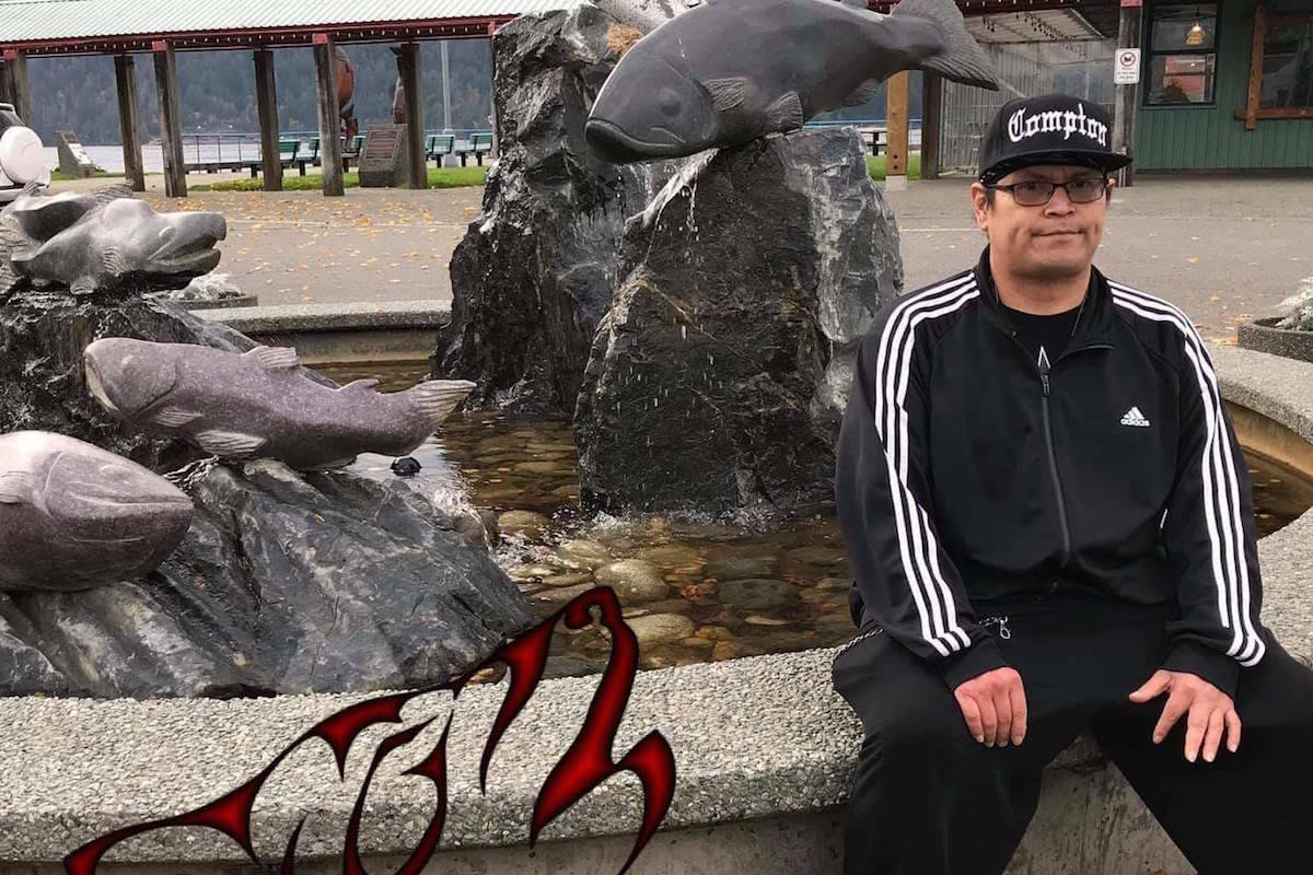 Nathan Watts, a member of the Tseshaht First Nation near Port Alberni, shares his story of substance use, a perspective he said isn't seen enough. (Photo courtesy of Nathan Watts)