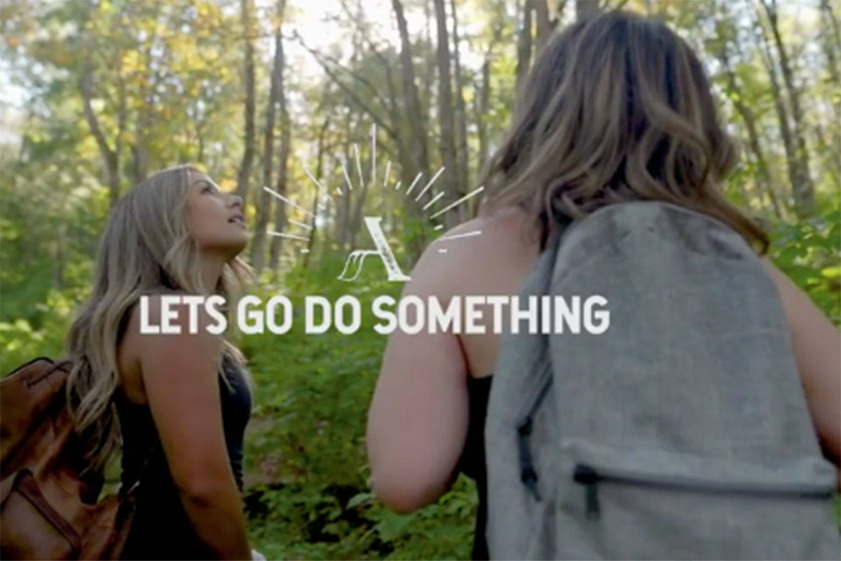 Tourism Abbotsford has launched the 'Let's Go Do Something' campaign to encourage visitors to check out all Abbotsford has to offer. (Tourism Abbotsford photo)
