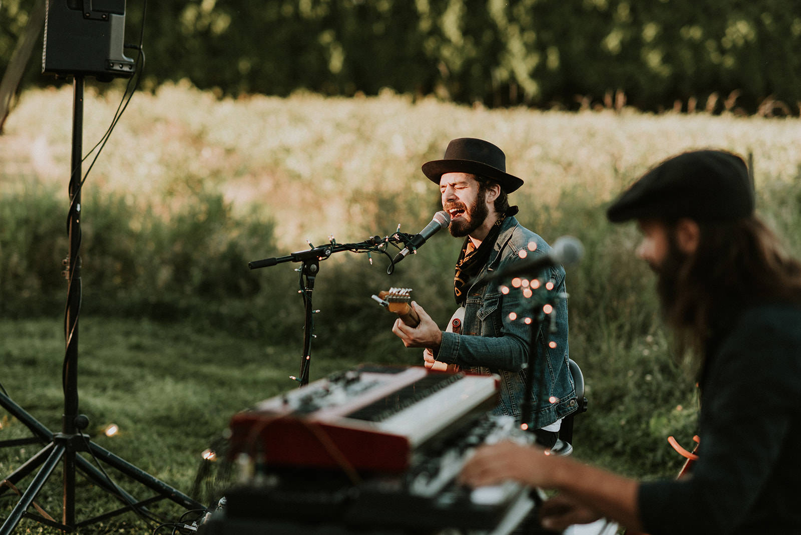 Starting July 23, the Friday evening Sun & Soil Concert Series showcases a diverse mix of local musicians in stellar locations. Photo courtesy Tourism Abbotsford
