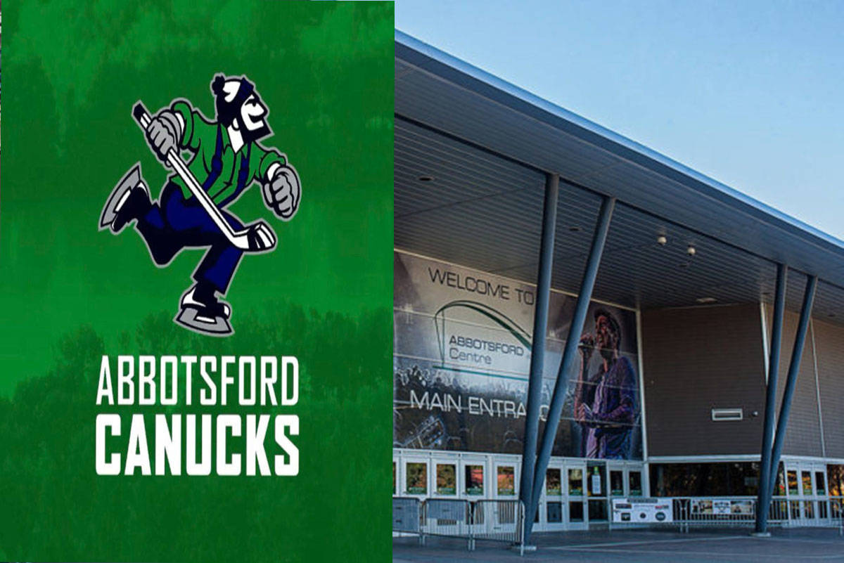 The Abbotsford Canucks released season ticket prices and term packages on Aug. 18. (File photo)