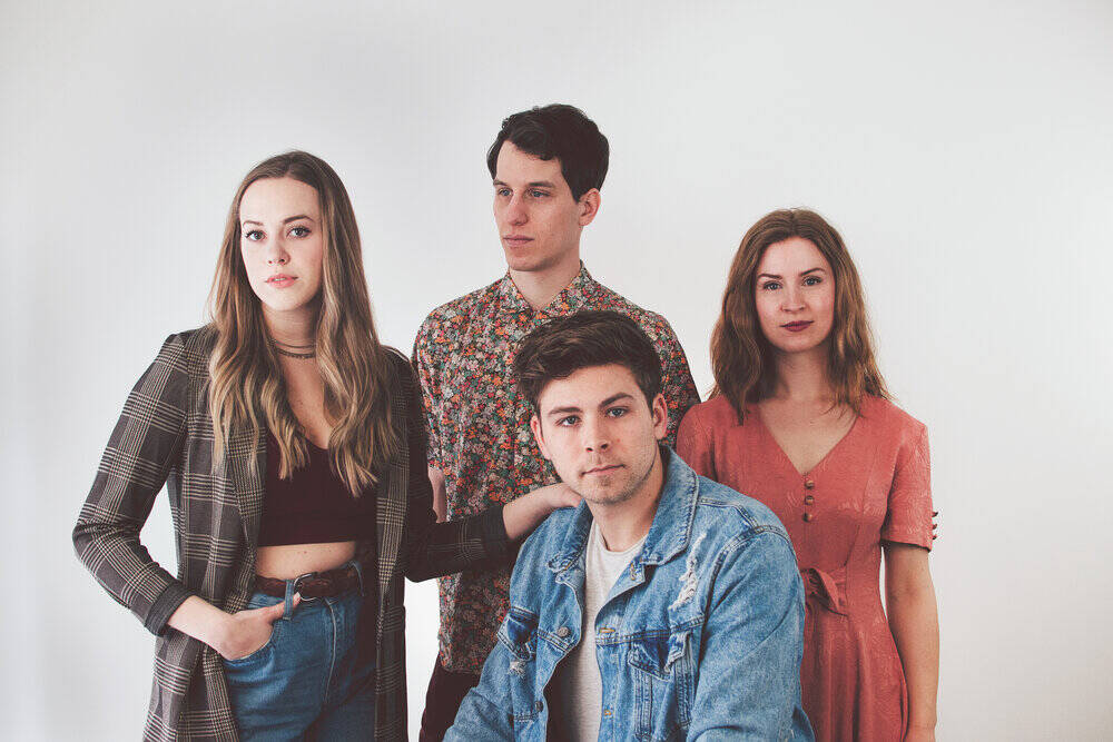 The Crescent Sky holds an album release party and concert on Saturday, Sept. 11 with guest Ben Cottrill.