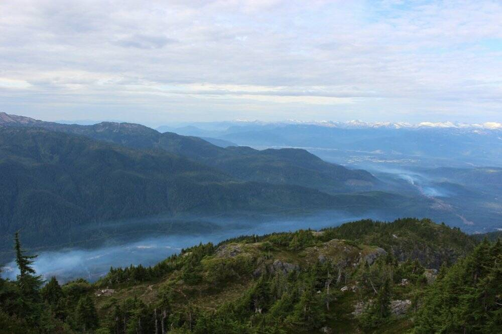 A report of an earthquake off the Kitimat coastline yesterday proved to be a computer glitch. (Jules Jelev file Photo)