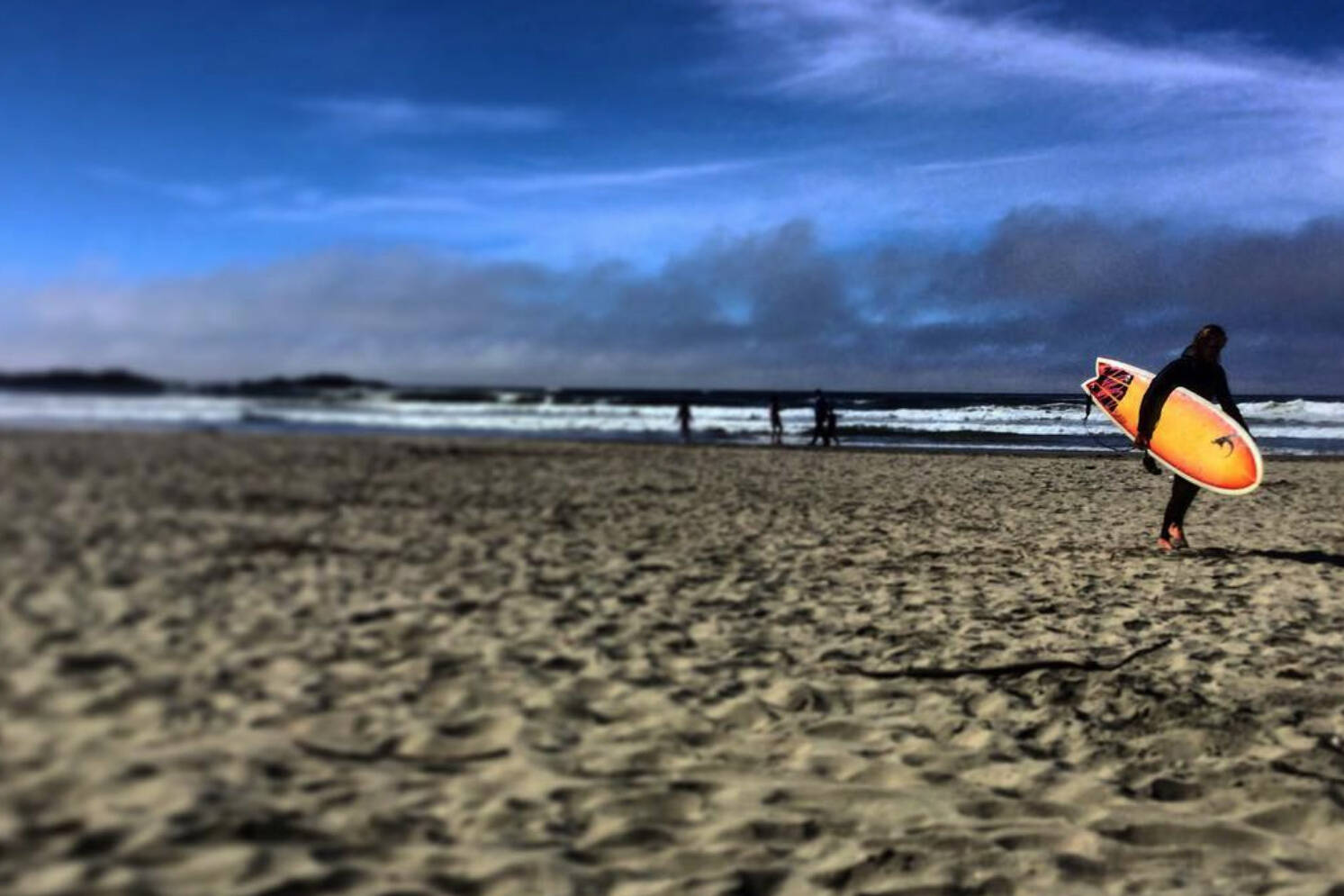 Visitors have poured back on to the beaches of the Tofino area, but an inability to attract and keep staff is preventing local businesses from being able to take full advantage. (John McKinley file)