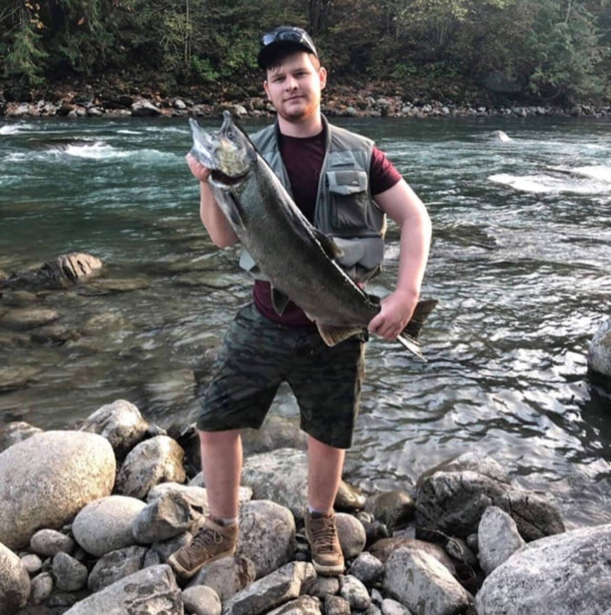 Missing Chilliwack angler Jess Nadin. (Missing: Jess Nadin)