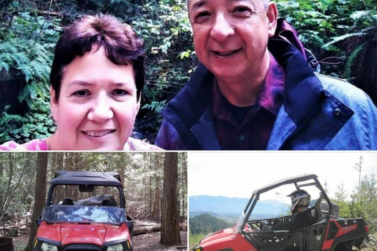 Glen Hamakawa, 67, and wife Eva, 56 were supposed to be back home from an ATV trip in the Crump recreational site area on Oct. 1. As of Sunday morning, Oct. 3, the search continues for the couple. (Facebook)
